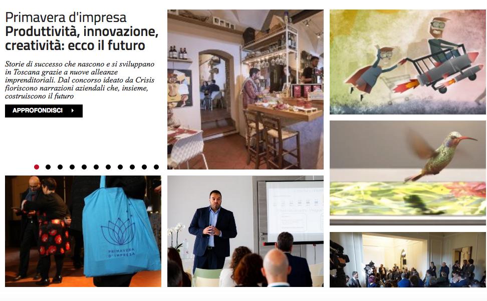 Produttività, innovazione, creatività: ecco il futuro